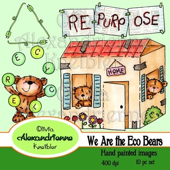 We are the Eco Bears Bundle