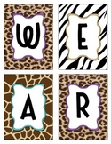 """We are wild about reading!"" Banner"