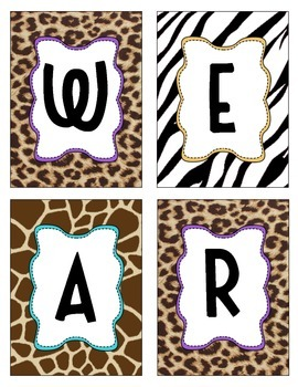 """""""We are wild about reading!"""" Banner"""