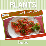 We eat different parts of a plant book