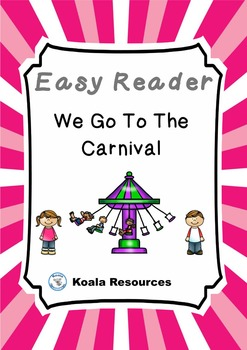 We go to the Carnival Easy Reader