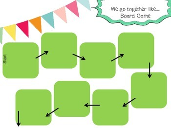 We go together like.... ( A Semantic Relationships Activity)