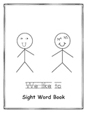 """""""We like to"""" Sight Word Coloring Book"""