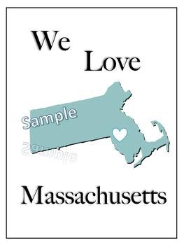 We love Massachusetts