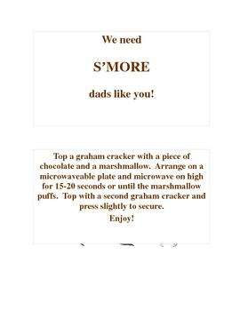 We need smore dads like you