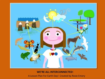 We're All Interconnected Lesson Plan