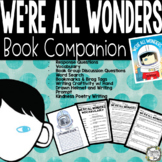 We're All Wonders by R.J. Palacio - Book Companion and Wri