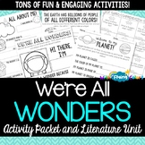 We're All Wonders Activities by R.J. Palacio