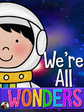 We're All Wonders Book Companion by R.J. Palacio
