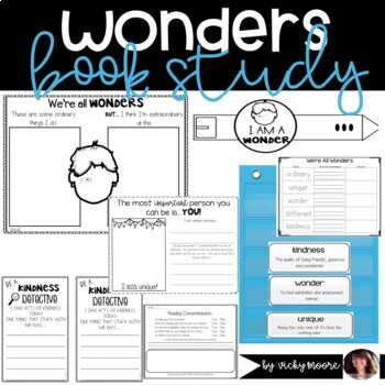 We're All Wonders Book Study