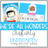 We're All Wonders Craft