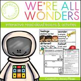 We're All Wonders ♥Interactive Read Aloud♥