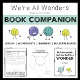 We're All Wonders: Read-Aloud Companion Activities