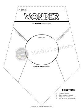 We're All Wonders: Read-Aloud Companion Activities