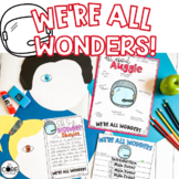 We're All Wonders: Interactive Read-Aloud Lesson Plans and Activities