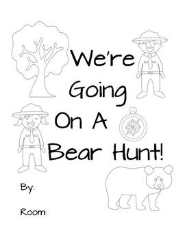 We're Going On A Bear Hunt Class Book