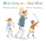 We're Going On A Bear Hunt - Story Visuals [speech therapy and autism]