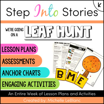We're Going On A Leaf Hunt Step Into Stories