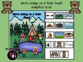 We're Going on a Bear Hunt - Adapted Book