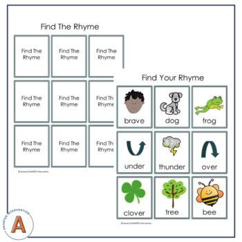 Kindergarten Literacy Center Activities - We're Going on a Bear Hunt