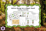 We're Going on a Bear Hunt - Literacy Activities