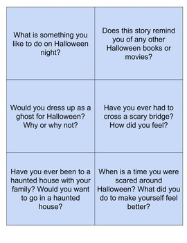 We're Going on a Ghost Hunt: Reading Strategies Packet: Halloween: Centers