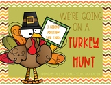 We're Going on a Turkey Hunt