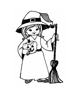 We're Off to the Witch's House Lesson Plan