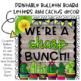 We're a Sharp Bunch Cactus Bulletin Board Kit