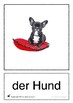 We're learning German - 76 Flashcards - Pets, Animals