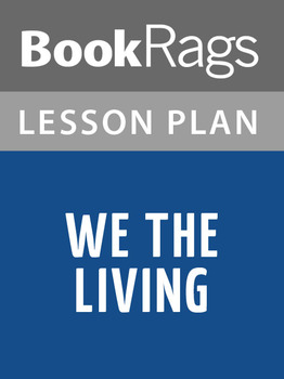 We the Living Lesson Plans