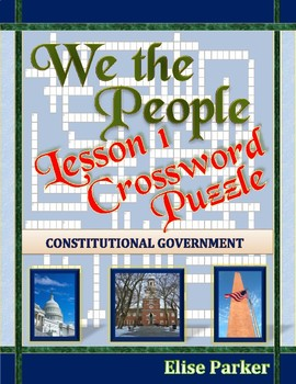 constitution crossword puzzle