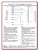 We the People Lesson 14 Worksheet Puzzle: The Federalist Position