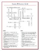 We the People Lesson 18 Worksheet Puzzle: Due Process of Law