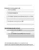 We the People Lesson 34 Guided Reading Worksheet