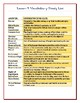 We the People Lesson 4 Worksheet Puzzles: British Origins of American Government