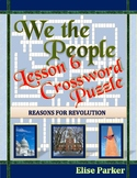 We the People Lesson 6 Worksheet Puzzles: Right of Revolution