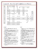 We the People Lesson 8 Worksheet Puzzles: The Articles of Confederation