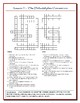 We the People Lesson 9 Worksheet Puzzles: The Constitutional Convention