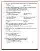 We the People: The Citizen and the Constitution Lesson 2 Worksheet / Test