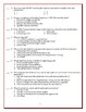 We the People: The Citizen and the Constitution Lesson 30 Worksheet / Test