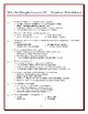 We the People: The Citizen and the Constitution Lesson 32 Worksheet / Test