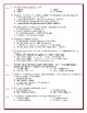 We the People: The Citizen and the Constitution Lesson 6 Worksheet / Test