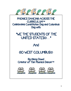 We the Students of the United States    and   Go West Columbus