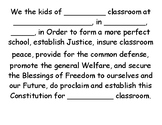 We the kids (preamble to the constitution )