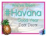 We've Been Havana Good Year