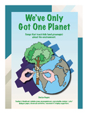 We've Only One Planet Song Collection