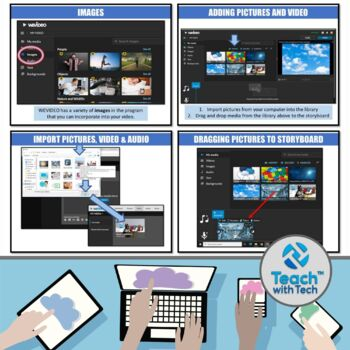 WeVideo Create Videos Lesson