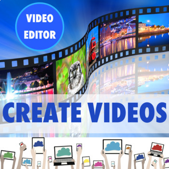 WeVideo Create Videos How-To Guide 2018 UPDATE