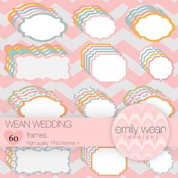 Wean Wedding - Digital Frames